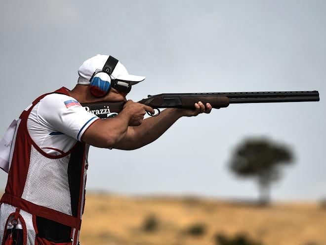 Олимпийский чемпион Алексей Алипов