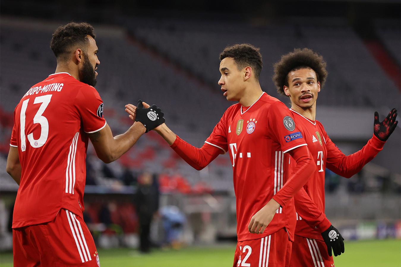 Бавария вновь обыграла Лацио и вышла в 1/4 финала Лиги чемпионов