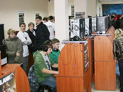 Отчёт о проведении этапа турнира «Point Blank Cyber Series 2011»