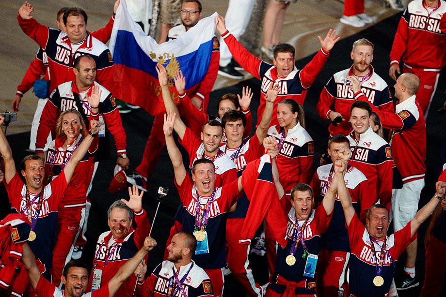 Сборная России выступит на Европейских играх