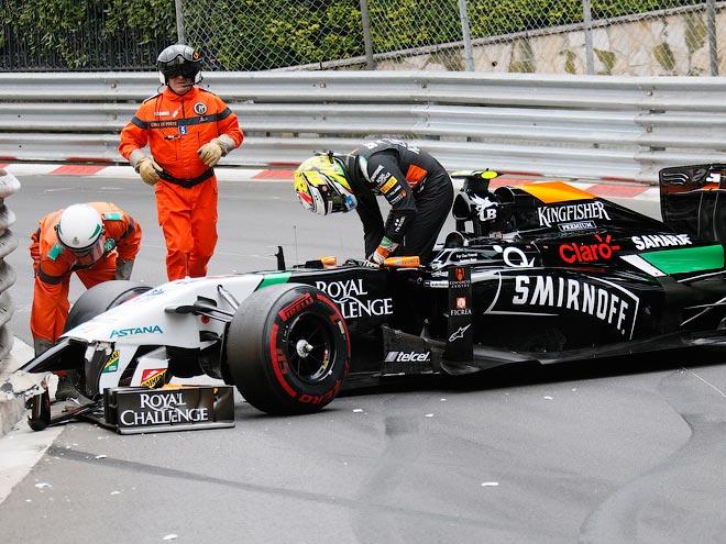 Повторные аварии с участием нынешних гонщиков Формулы-1