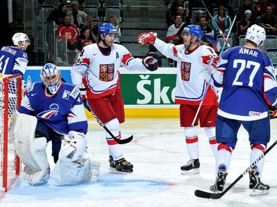 Группа С: чехи и шведы начали во здравие
