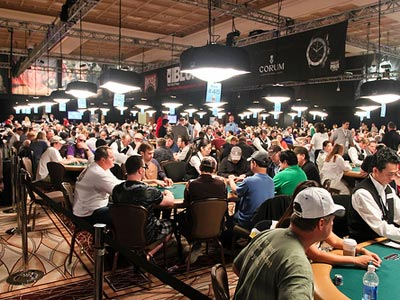 WSOP-2010. Main Event. Эпизод 9