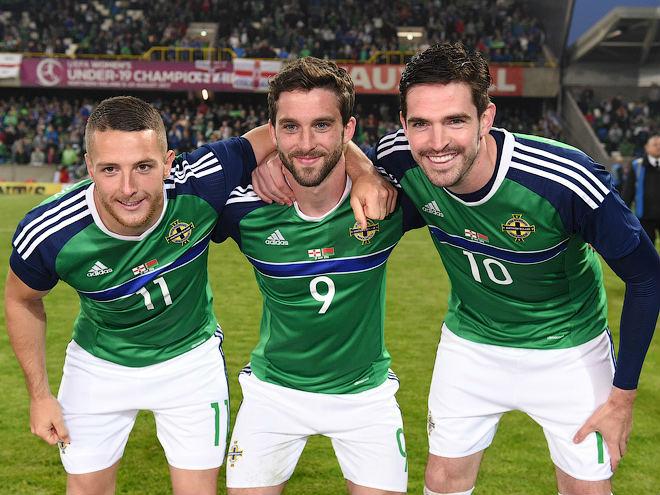 Сборная Северной Ирландии на Евро-2016