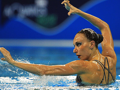 Синхронистка Наталья Ищенко – о тренировках и мотивации