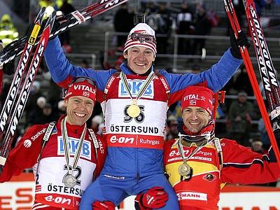 5 лучших биатлонных гонок в Эстерсунде