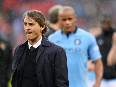 "Роберто Манчини покидает ""Манчестер Сити"""