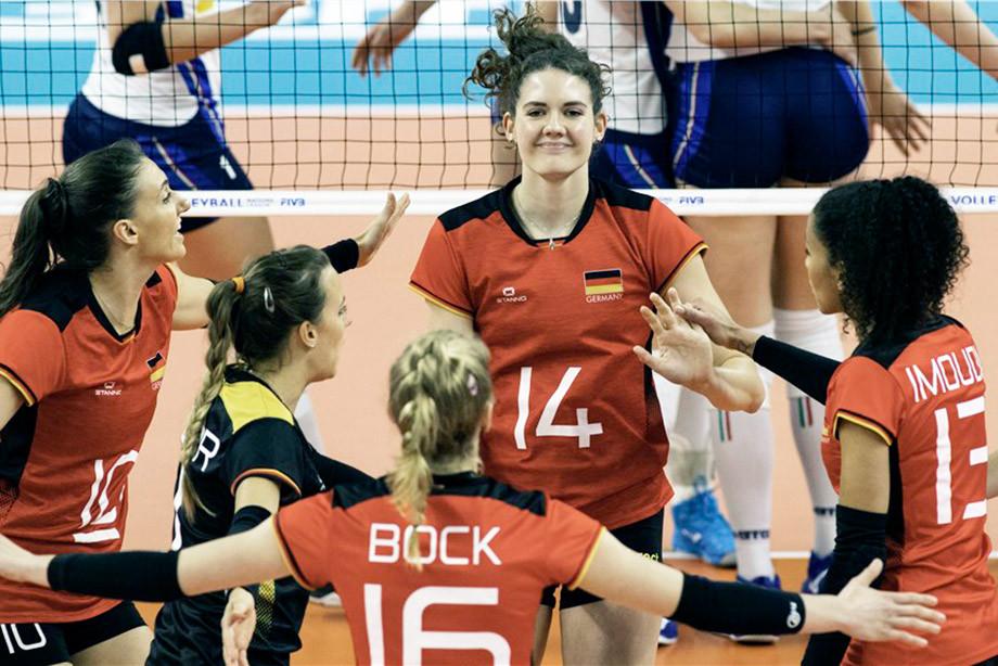 Россия уступила Германии на втором этапе ЛН — 0:3