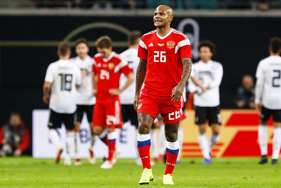 Ари: родственники плакали, когда я получил вызов в сборную России