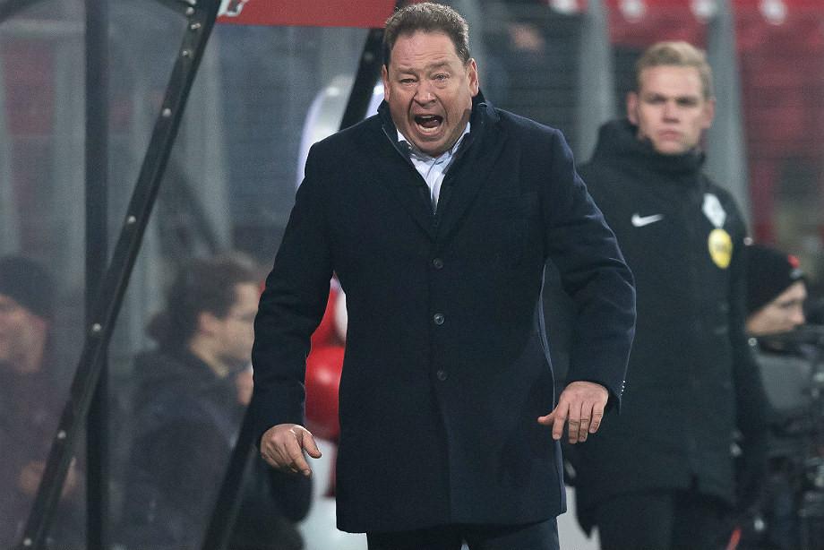 Леонид Слуцкий, главный тренер «Витесса»