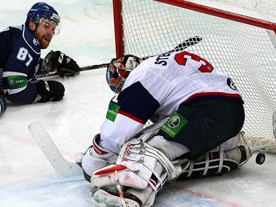 Милош Ржига в третий раз выбил СКА из плей-офф