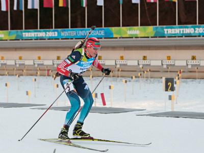 Сергей Клячин выиграл индивидуальную гонку