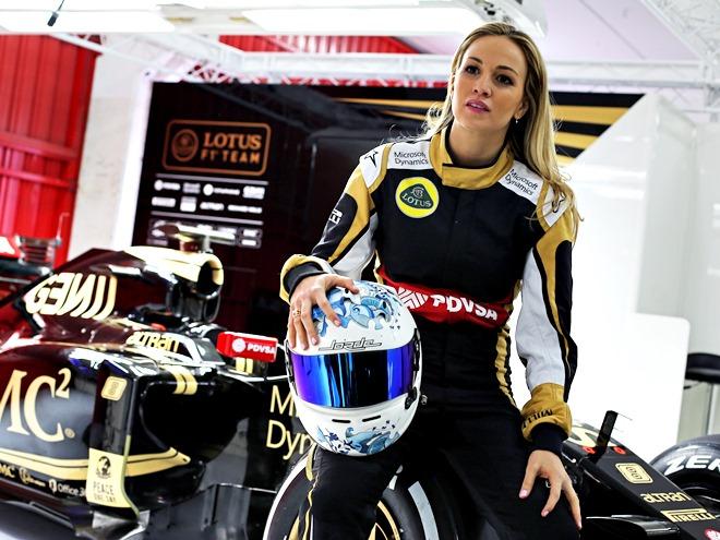 Женщины в Формуле-1