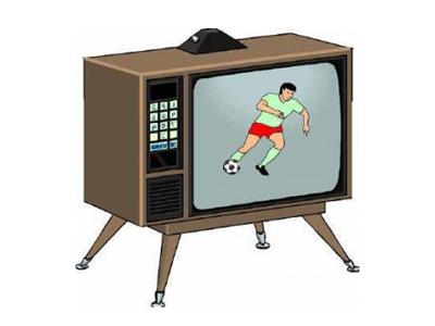 Наш футбольный ТВ-велосипед