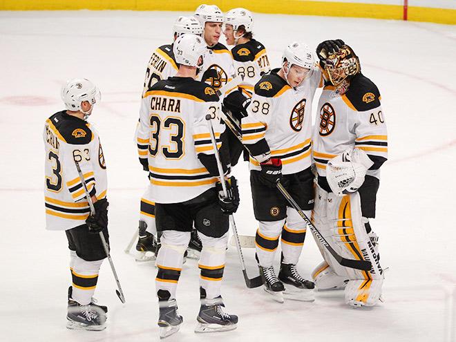 «Бостон Брюинз». Итоги сезона