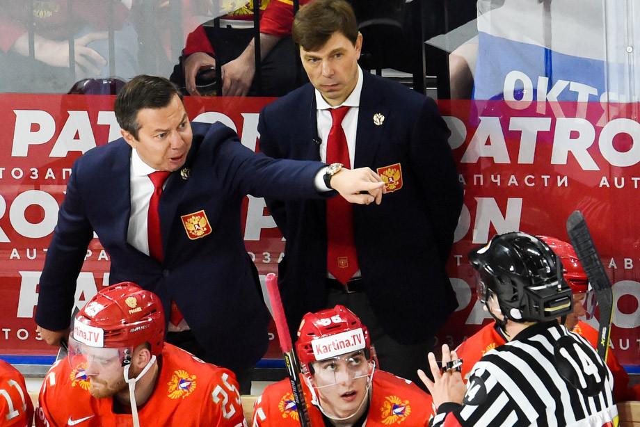 Илья Воробьёв подвёл итоги чемпионата мира по хоккею – 2018 - Чемпионат 89b63109aad