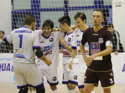 11-й тур чемпионата Италии по мини-футболу