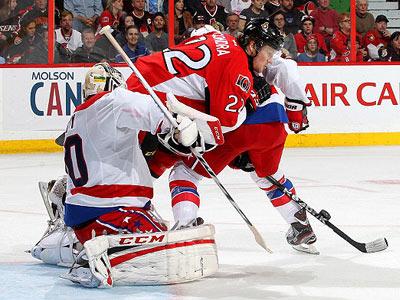 Итоги игрового дня НХЛ (18.04.2013)