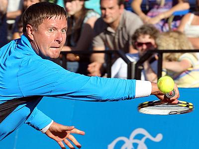 Легендарному российскому теннисисту Евгению Кафельникову – 38 лет