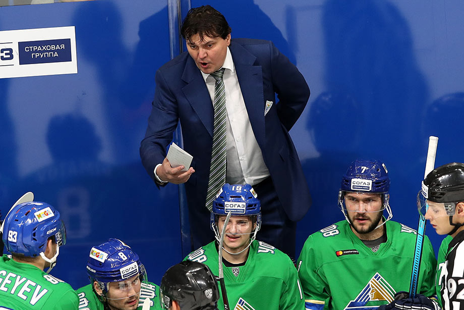 Интриги КХЛ: сыграет ли «Салават» за Цулыгина? «Торпедо» рядом