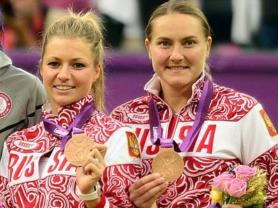 Лондорн-2012. Теннис. Женщины