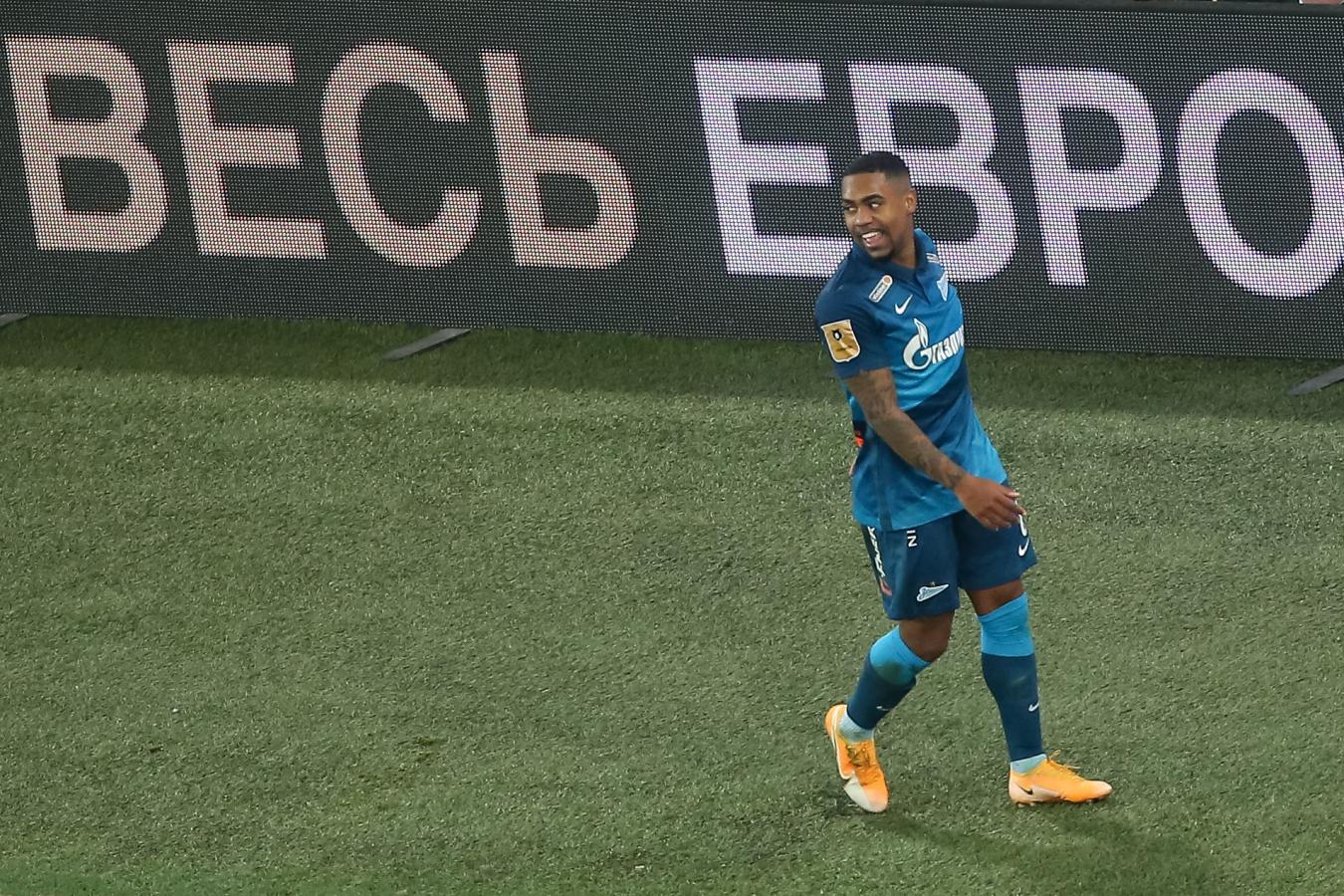 Малком  о сборной России: мечтаю играть за Бразилию, но должен быть план Б
