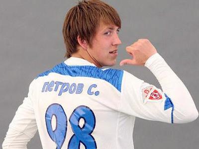 Хавбек «Крыльев Советов» Сергей Петров вызван в молодёжную сборную