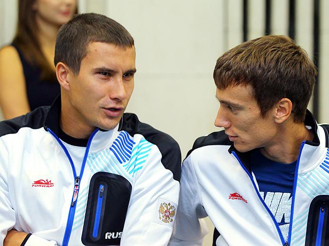 Евгений Донской и Андрей Кузнецов