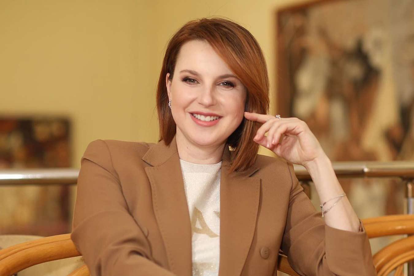 Ирина Слуцкая: посылаю всем хейтерам воздушный поцелуй