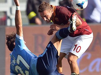 «Лацио» - «Рома» и другие матчи – в зеркале цифр