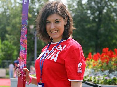 Интервью волонтёра Игр-2012 Юлии Бородавкиной