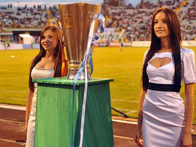 Сегодня «Шахтёр» и «Металлург» разыграют Суперкубок Украины