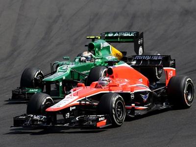 Итоги сезона-2013  Формулы-1 для «Маруси»