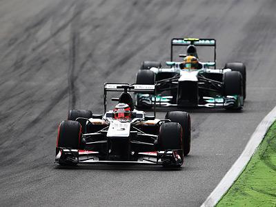 Герои и неудачники Гран-при Италии