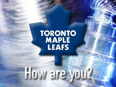 """НХЛ. """"Торонто Мэйпл Лифc"""""""