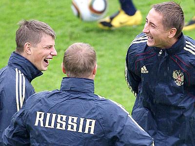 Юран: Аршавин лидером сборной стать не сможет