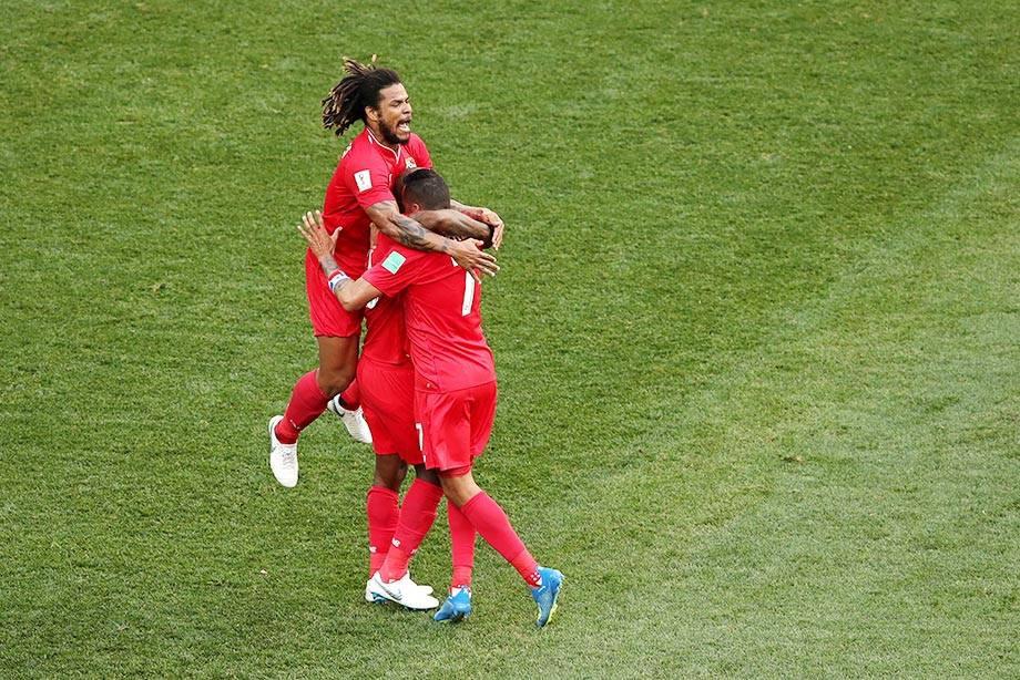 Англия — Панама — 6:1. 24 июня 2018 года. Обзор