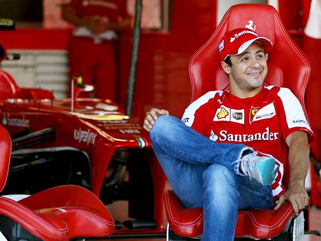 Фелипе Масса объявил об уходе из Формулы-1
