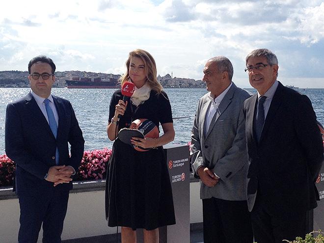 Стамбул примет финал Евролиги-2017. Пресс-конференция Жорди Бертомеу