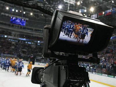 В новый сезон с новым «КХЛ ТВ»