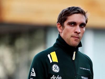 Виталий Петров — о тренировках Гран-при Абу-Даби