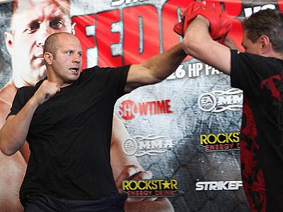 MMA: самые ожидаемые бои 2011 года