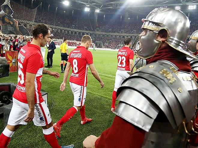 Конфликты в «Спартаке»