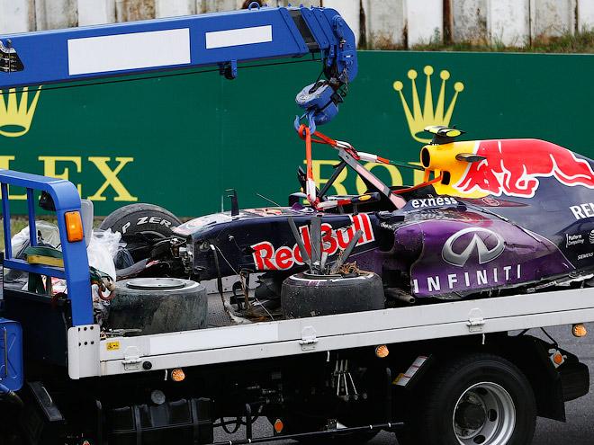 Даниил Квят на Гран-при Японии
