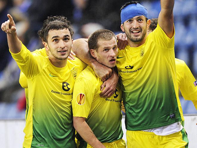 Лига Европы. 1/8 финала: цифры и факты