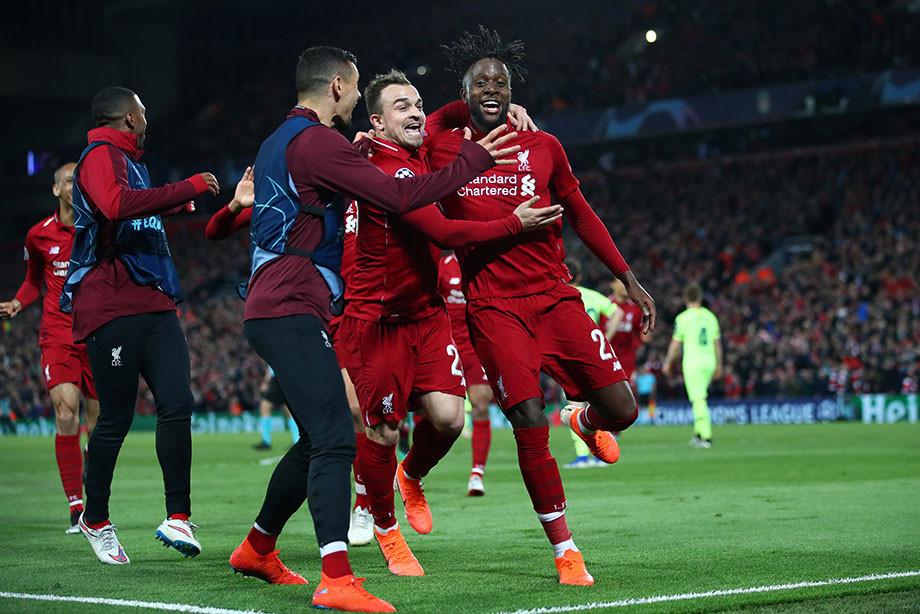 «Ливерпуль» — «Барселона» — 4:0, 7 мая 2019