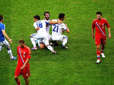 Евро-2012 – лидер среди телепроектов года