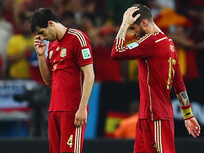 ЧМ-2014. Испания не вышла из группы