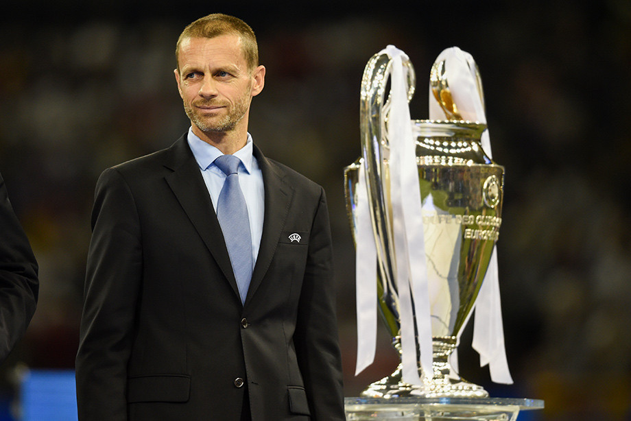 УЕФА предложил поменять формат Лиги чемпионов