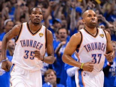 Финал НБА собирает высочайшие рейтинги